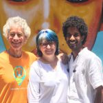 Jim, Shelly and Raji - Ubiquity Team