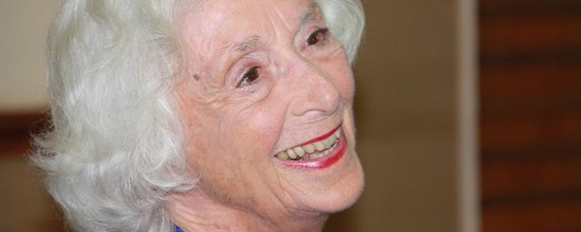 Tribute to Barbara Marx Hubbard