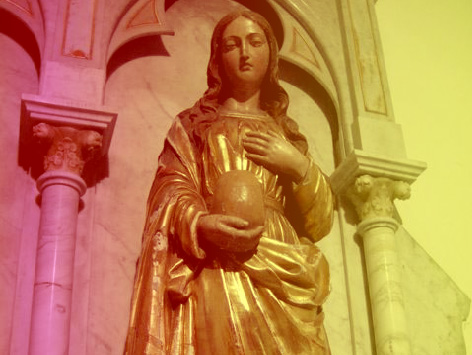 Mary Magdalene and the Black Madonna Pilgrimage
