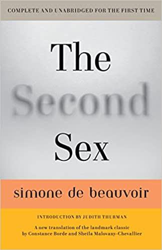 The Second Sex by Simone de Beauvoir - Shakespeare